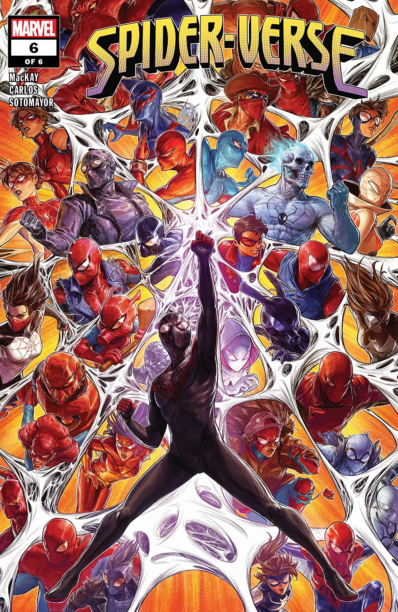 Spider-Verse (2019-) No.6 (sur 6)