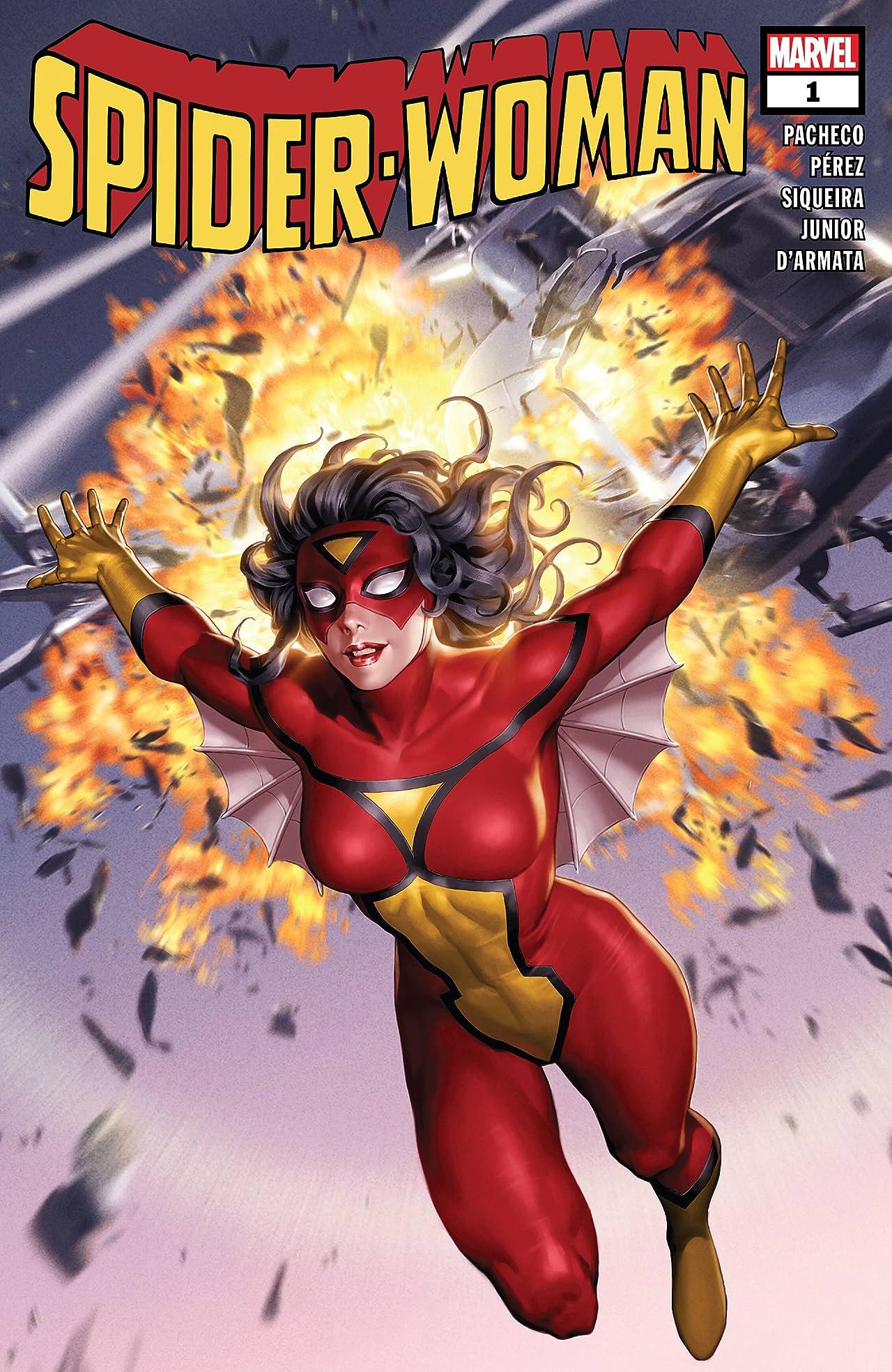 Spider-Woman (2020-) No.1