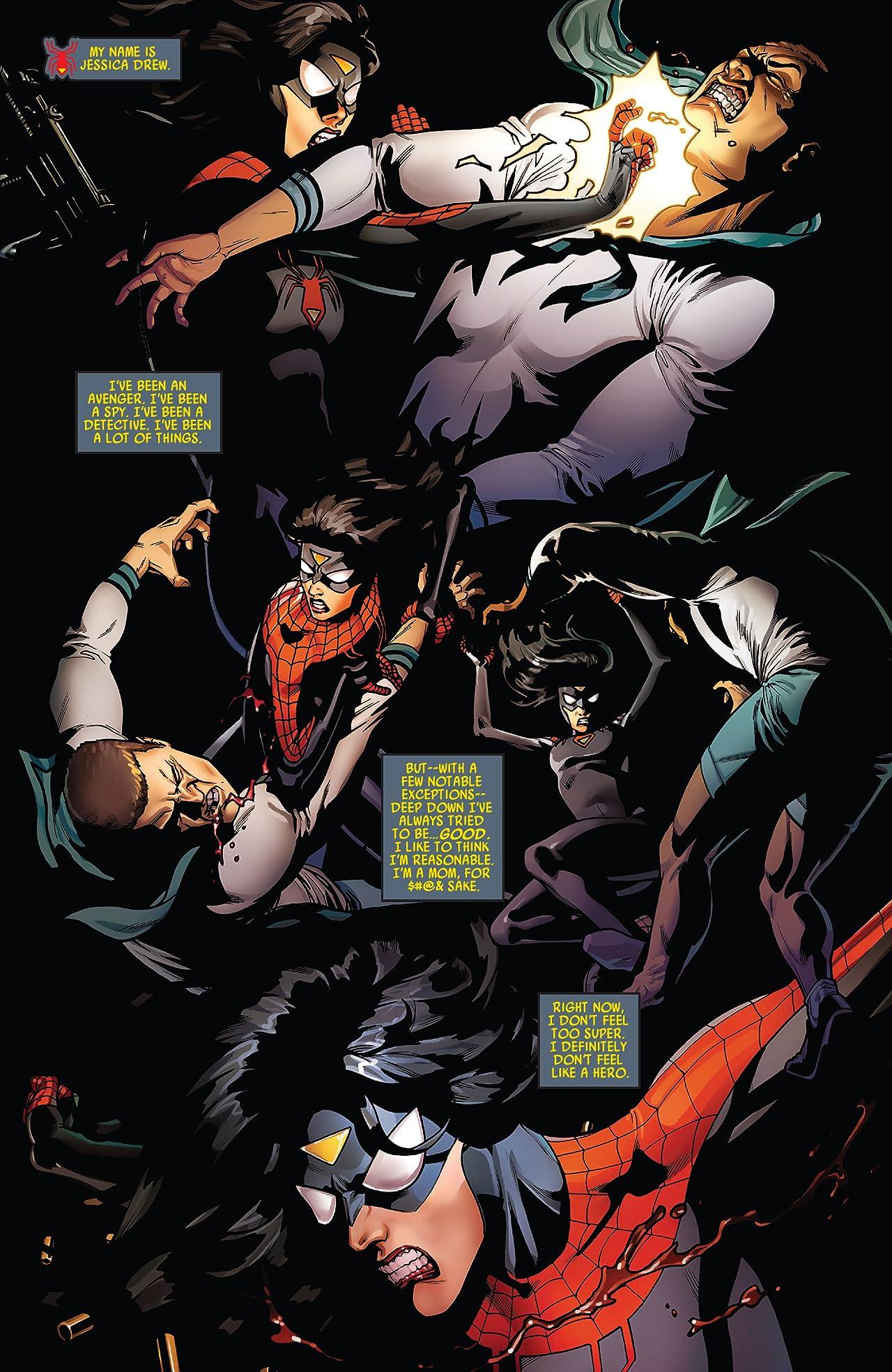 Spider-Woman (2020-) #1