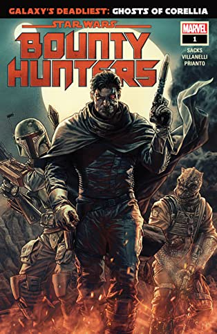 Star Wars: Bounty Hunters (2020-) #1
