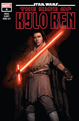 Star Wars: The Rise Of Kylo Ren (2019-) #4 (of 4)