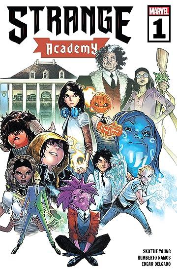 Strange Academy (2020-) #1