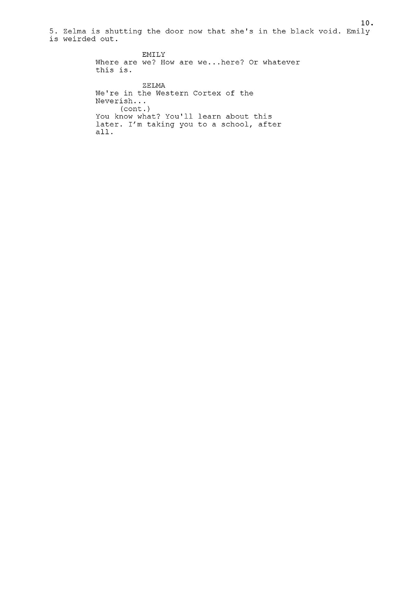 Strange Academy (2020-) #1: Director's Cut