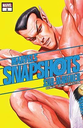 Sub-Mariner: Marvels Snapshot (2020) #1