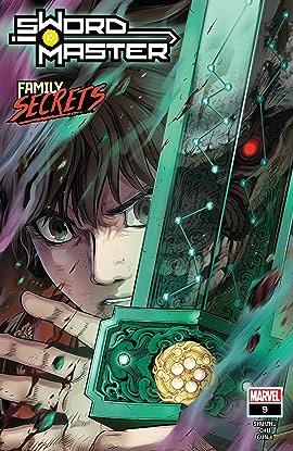 Sword Master (2019-) #9