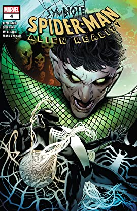 Symbiote Spider-Man: Alien Reality (2019-) #4 (of 5)