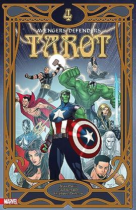 Tarot (2020) #4 (of 4)