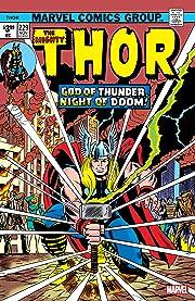 Thor (1966-1996) #229: Facsimile Edition