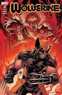 Wolverine (2020-) #2