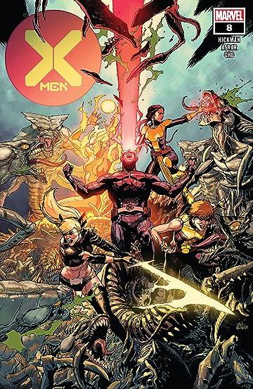 X-Men (2019-) #8