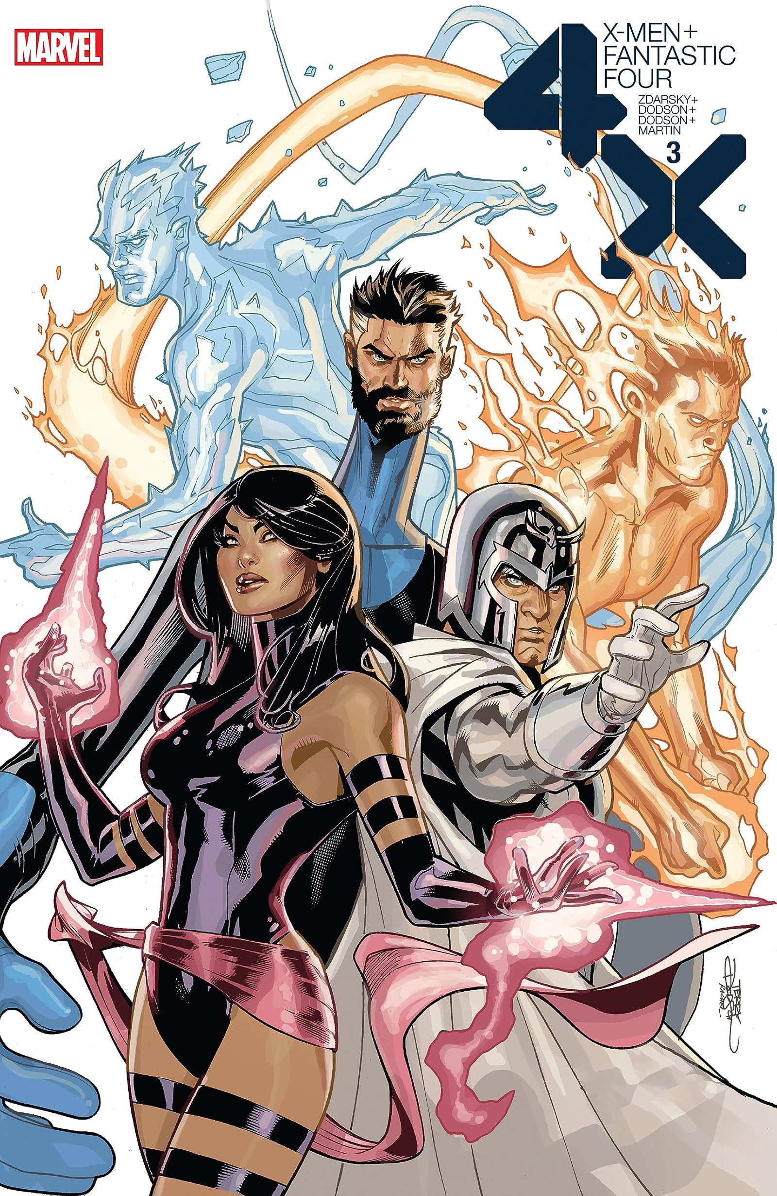 X Men Fantastic Four 2020 No 3 Sur 4 Comics De Comixology Web