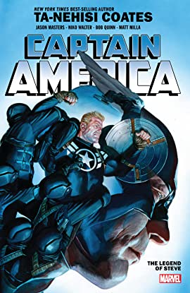 Captain America by Ta-Nehisi Coates Tome 3: The Legend Of Steve