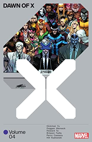 Dawn Of X Vol. 4