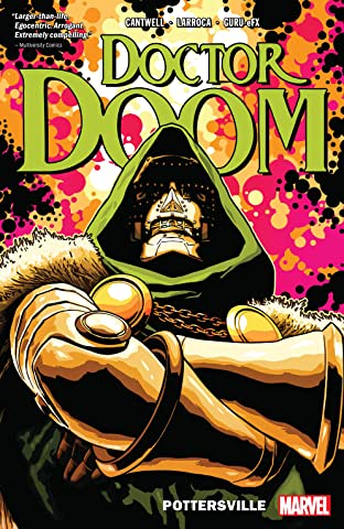 Doctor Doom Tome 1: Pottersville