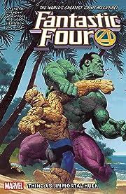 Fantastic Four Vol. 4: Thing vs. Immortal Hulk