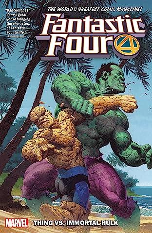 Fantastic Four Tome 4: Thing vs. Immortal Hulk