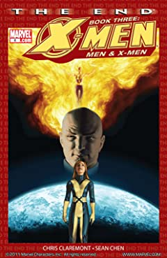 X-Men: The End #6: Men and X-Men