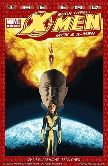 X-Men: The End #6: Men and X-Men