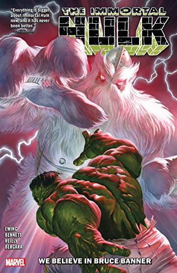 Immortal Hulk Tome 6: We Believe In Bruce Banner