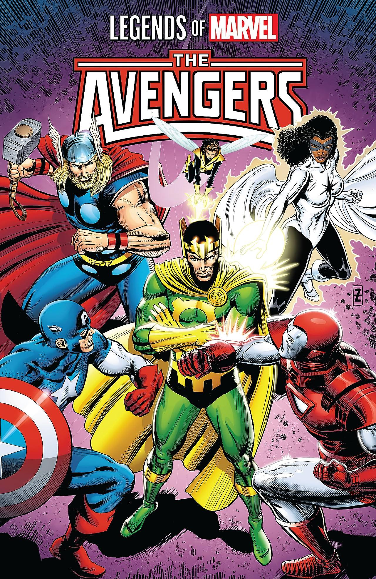 Legends Of Marvel: Avengers