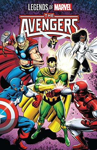Legends Of Marvel: Avengers