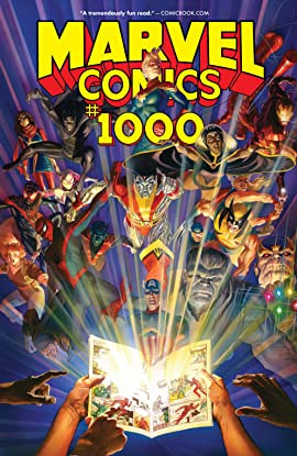 Marvel Comics 1000 Collection