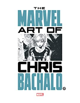 Marvel Monograph: The Art Of Chris Bachalo
