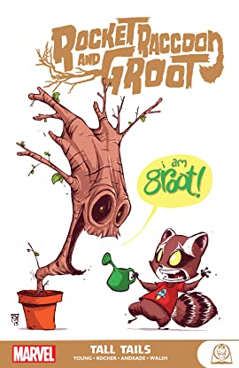 Rocket Raccoon And Groot: Tall Tails