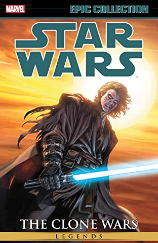 Star Wars Legends Epic Collection: The Clone Wars Tome 3