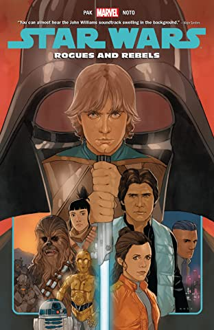 Star Wars Tome 13: Rogues And Rebels