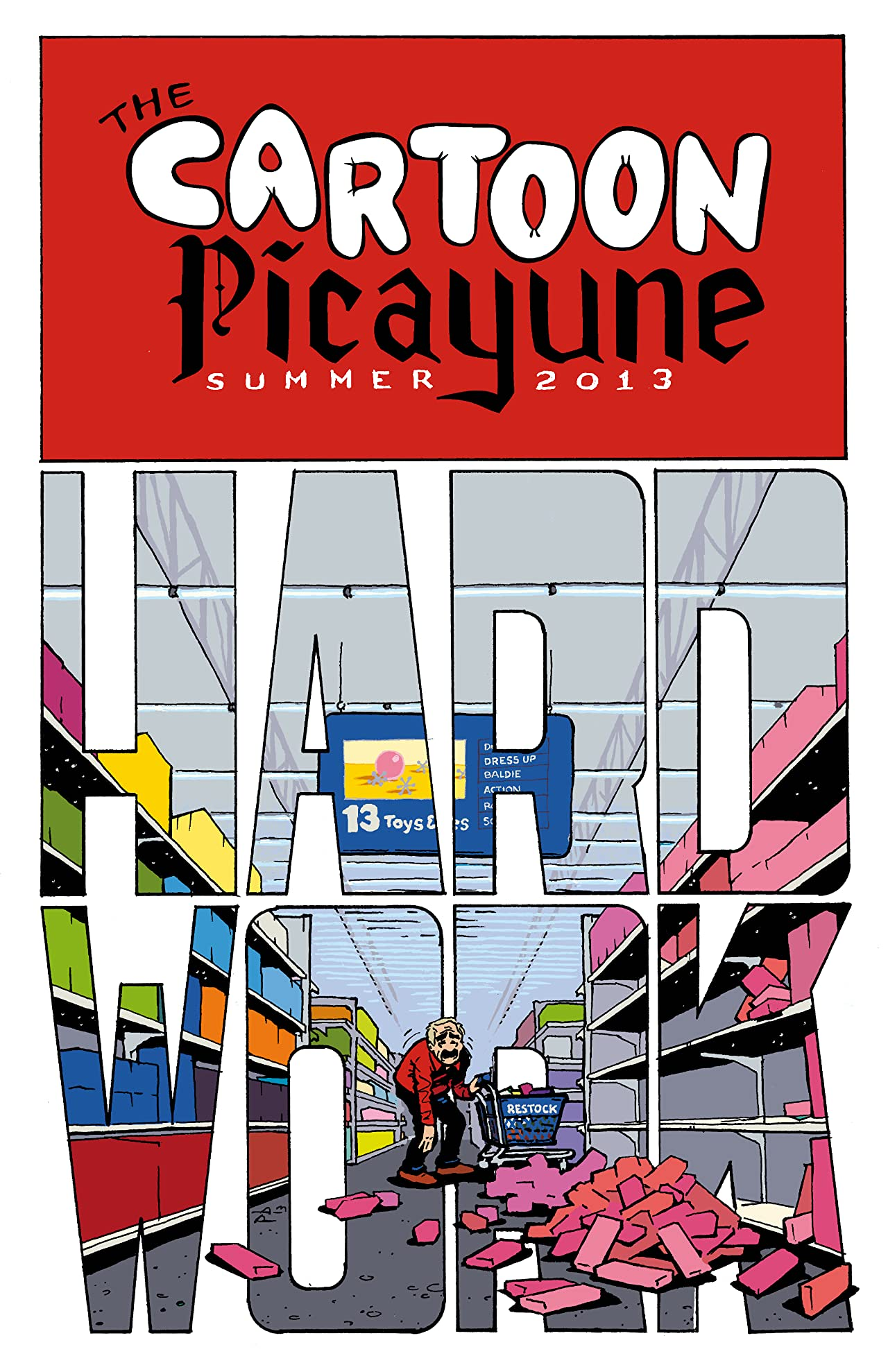 The Cartoon Picayune #5