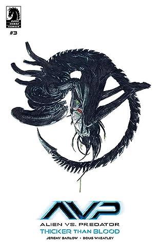 Alien vs. Predator: Thicker Than Blood #3