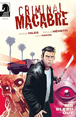 Criminal Macabre: The Big Bleed Out No.3