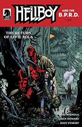 Hellboy and the B.P.R.D.: The Return of Effie Kolb No.1