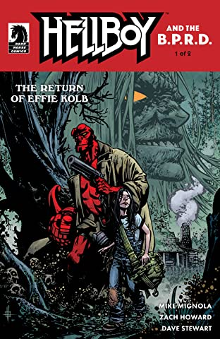 Hellboy and the B.P.R.D.: The Return of Effie Kolb #1