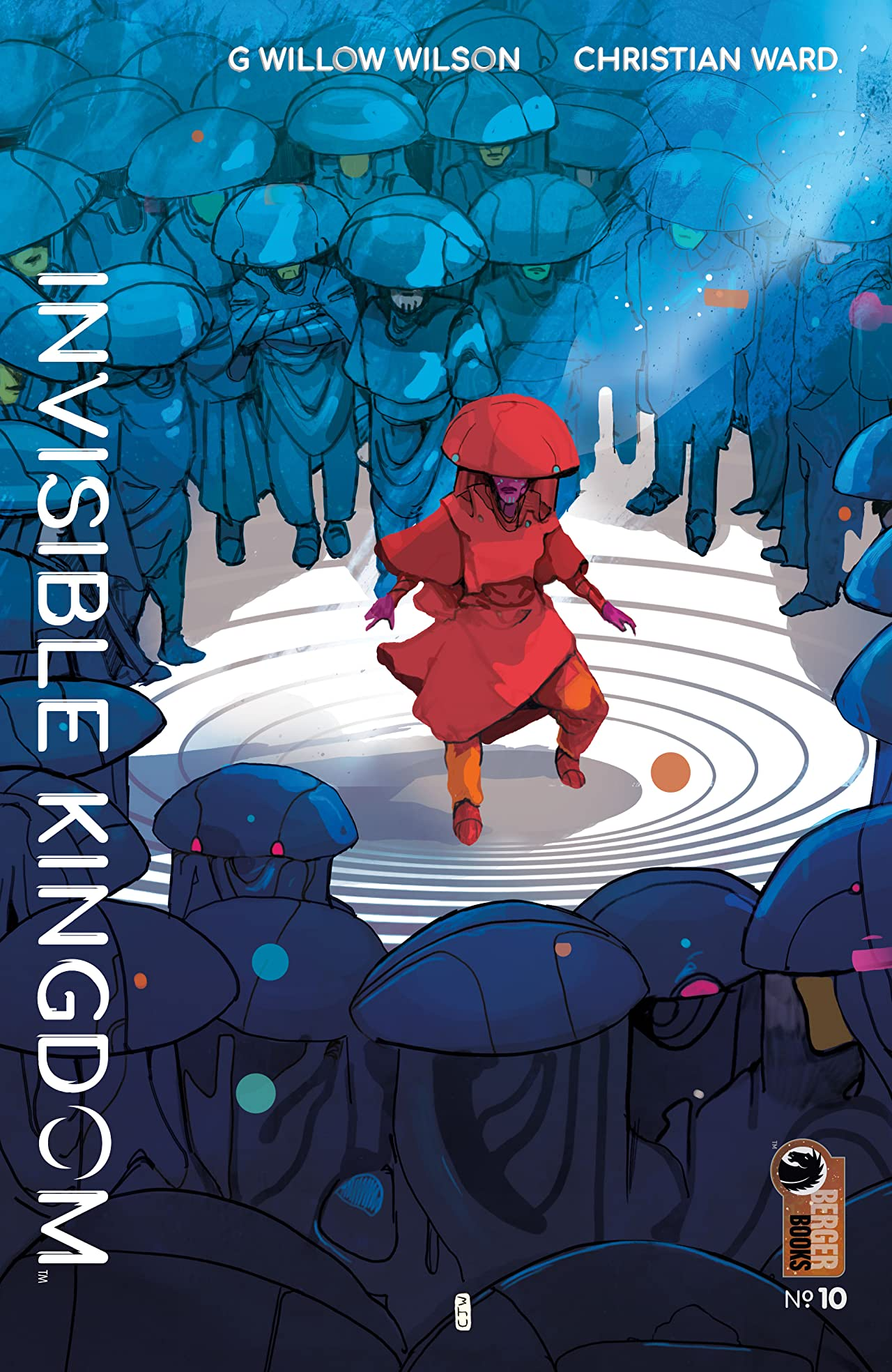 Invisible Kingdom #10