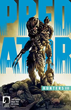 Predator: Hunters III #1