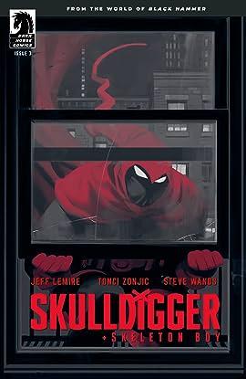 Skulldigger and Skeleton Boy #3