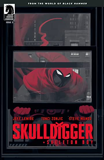 Skulldigger and Skeleton Boy No.3