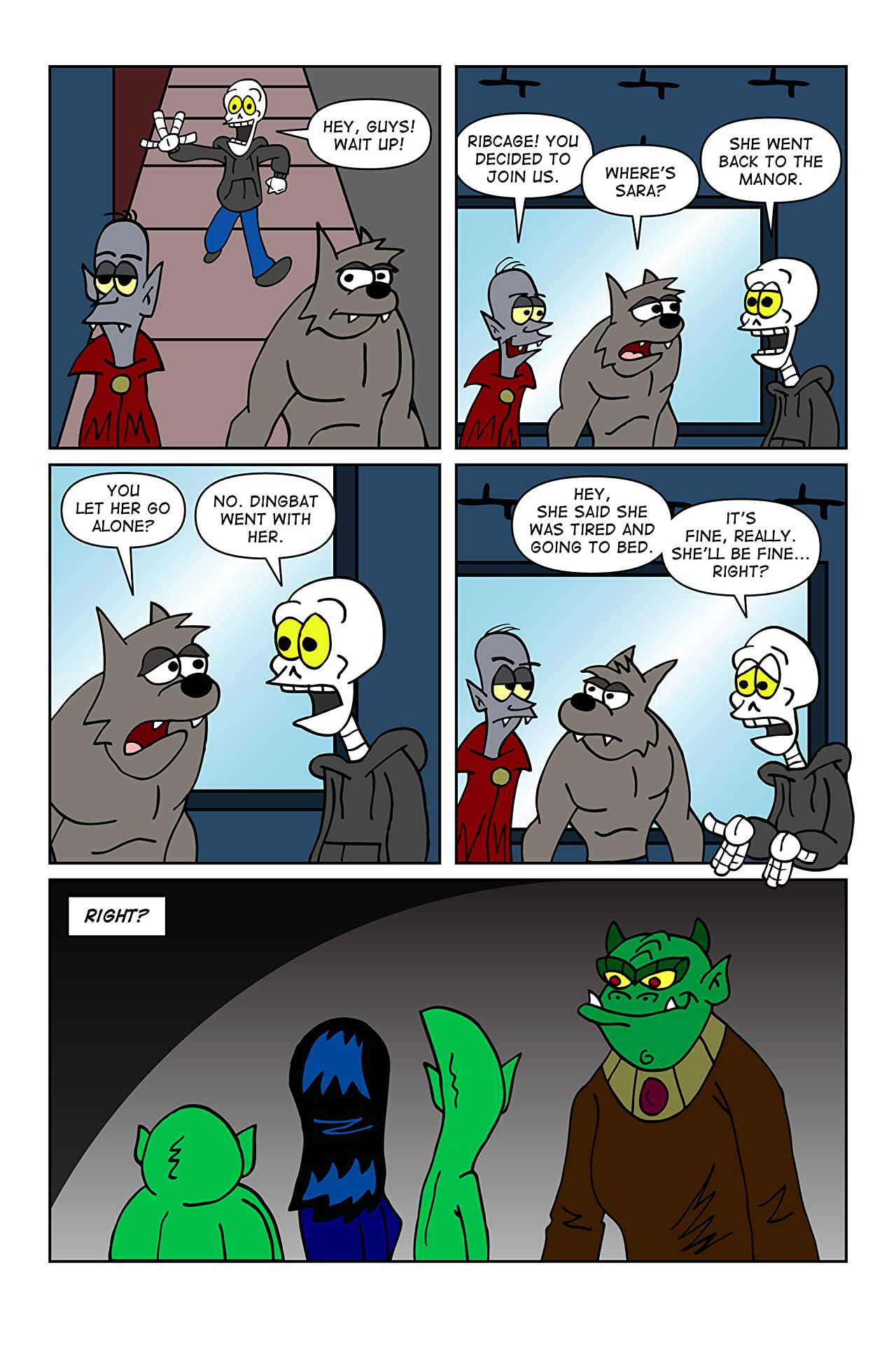 Grimstone #3