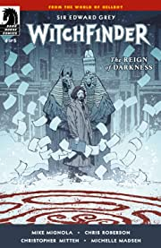 Witchfinder: The Reign of Darkness No.4