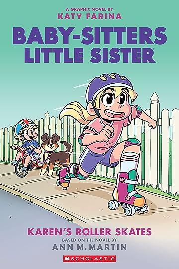 Baby-Sitters Little Sister Vol. 2: Karen's Roller Skates
