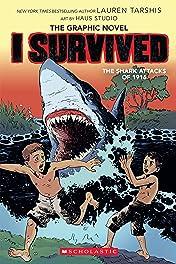 I Survived the Shark Attacks of 1916 Vol. 2