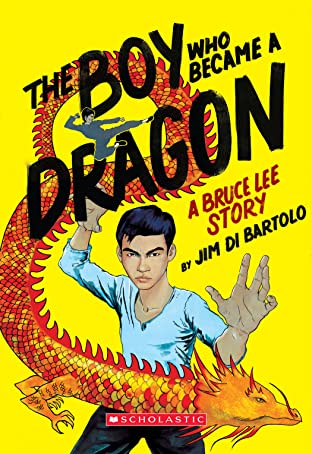 The Boy Who Became A Dragon