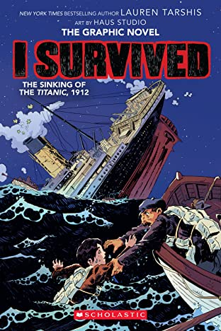 I Survived the Sinking of the Titanic, 1912 Tome 1