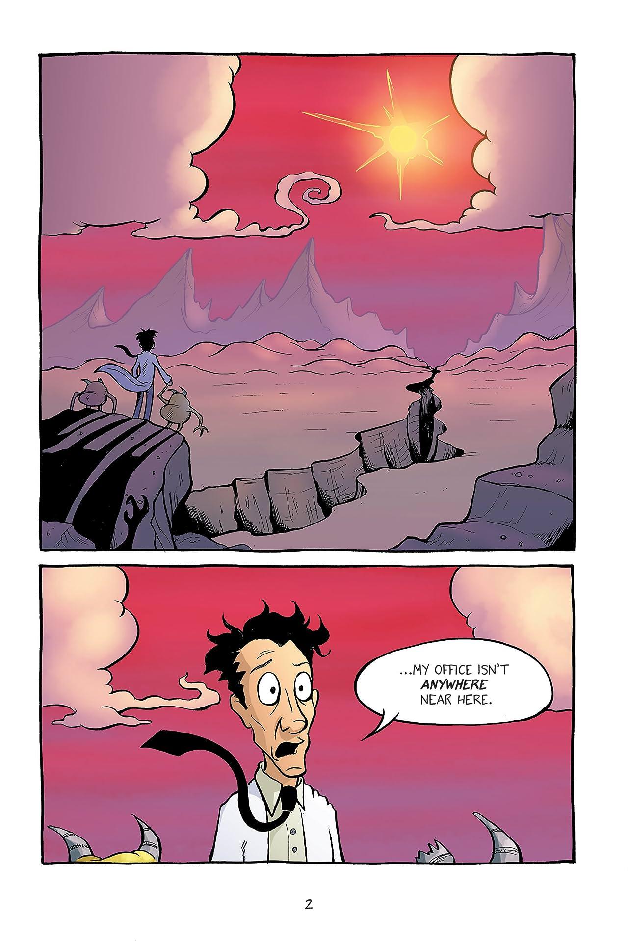 Dream Jumper Vol. 2: Curse of the Harvester