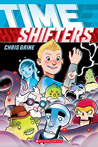 Time Shifters