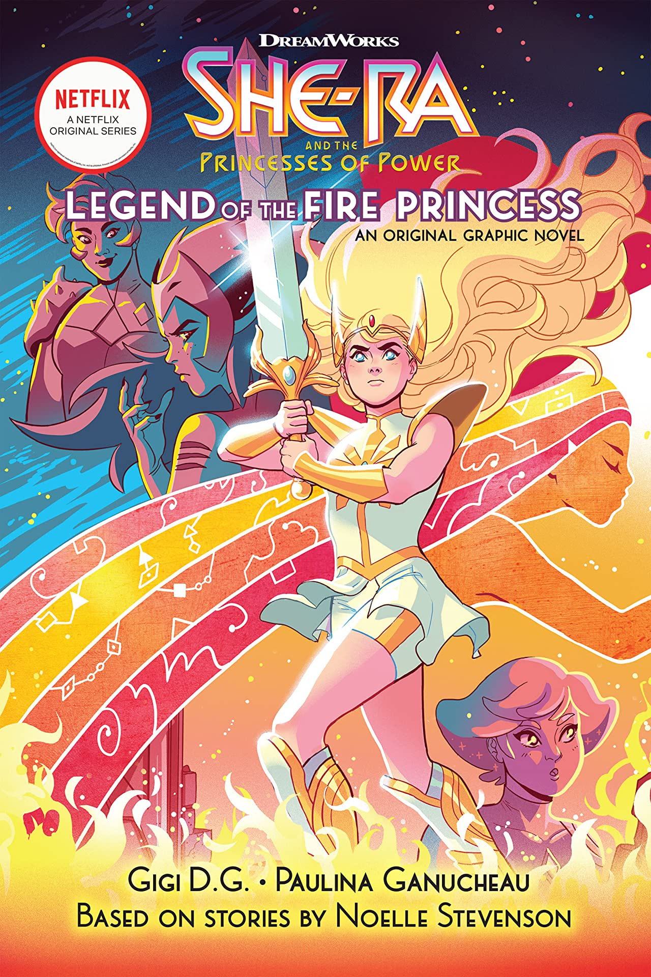 She-Ra Tome 1: Legend of the Fire Princess