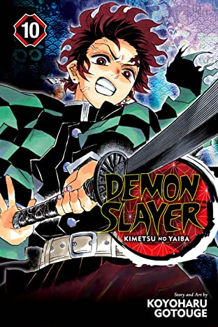 Demon Slayer: Kimetsu no Yaiba Tome 10: Human and Demon