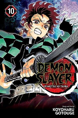 Demon Slayer: Kimetsu no Yaiba Vol. 10: Human and Demon